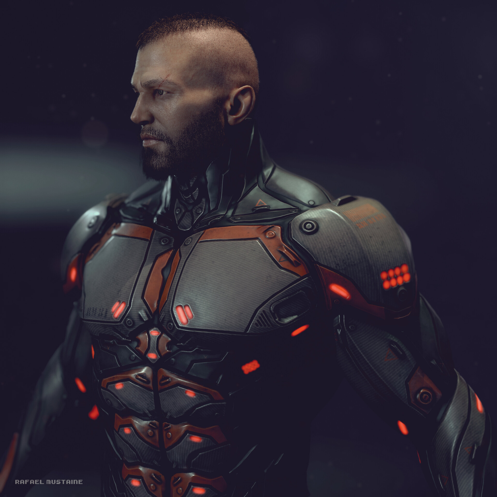 Drake Soldier Marmoset