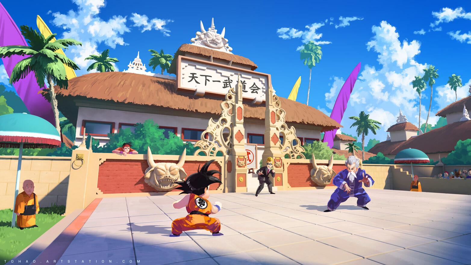 Dragon Ball : Tenkaichi Budōkai