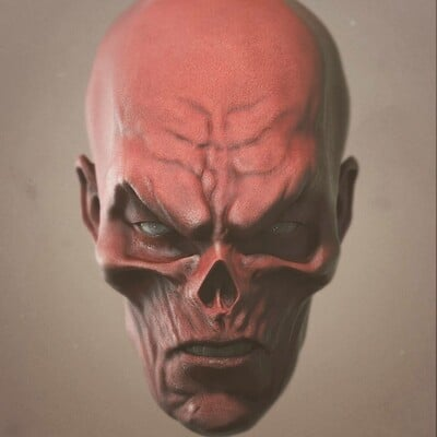 Miguel angel carriqui redskull