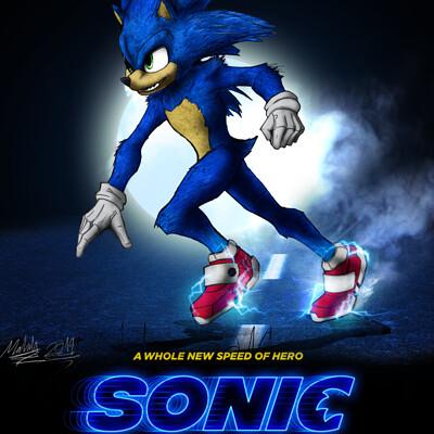 Film bionicx sonic movie my version 2019
