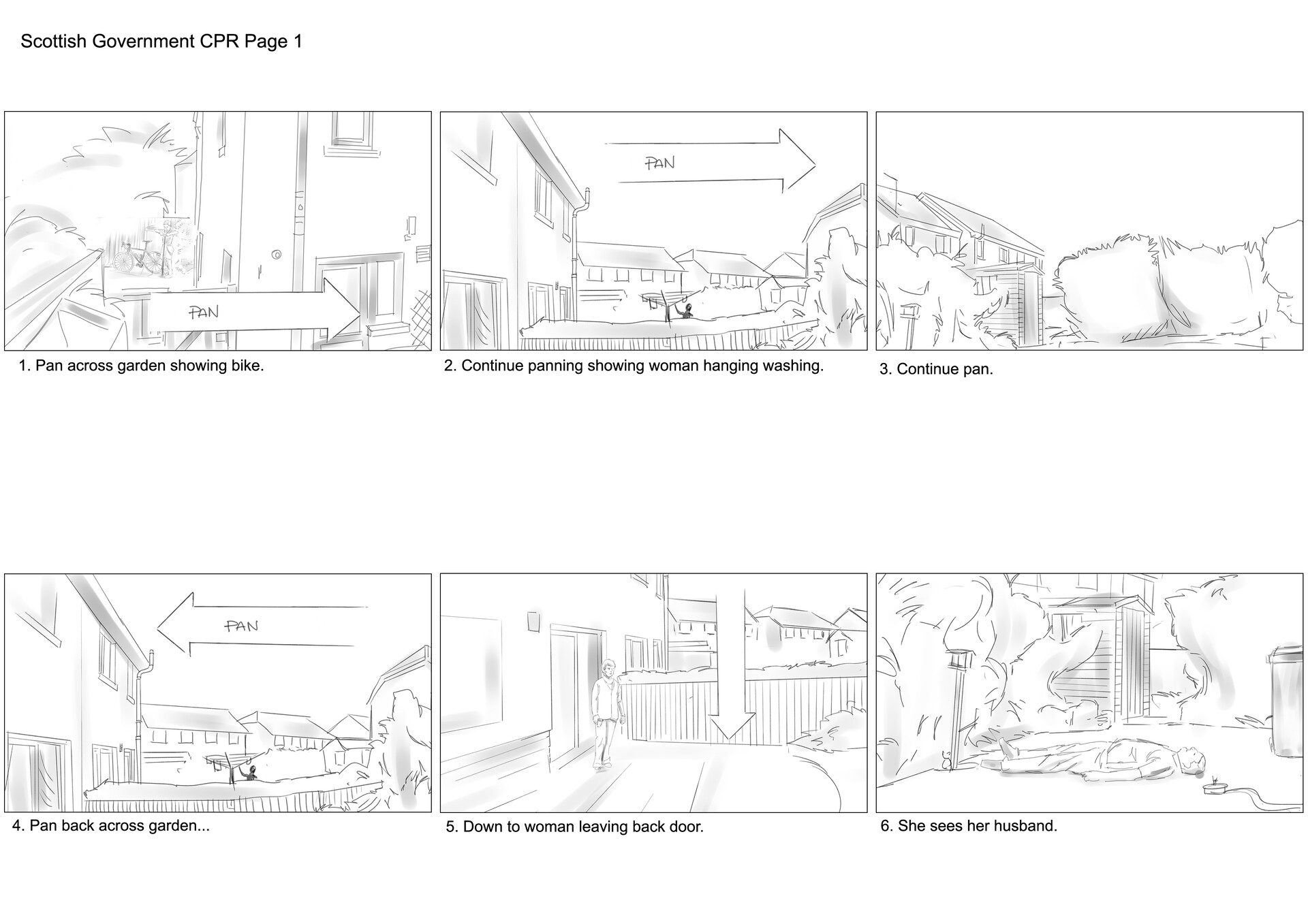David newbigging save a life for scotland storyboards v2 1