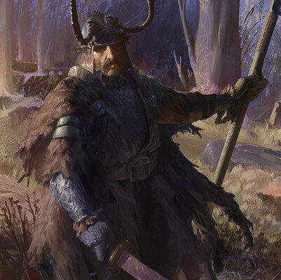 Artur treffner woodland warrior