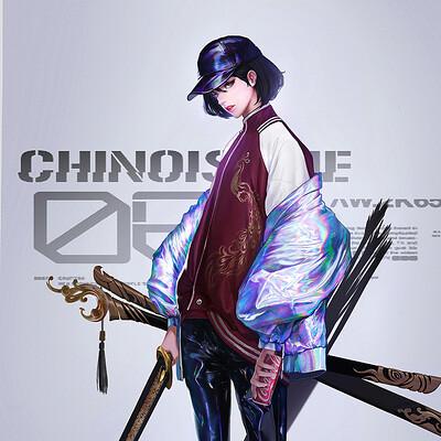 Chen wang xx