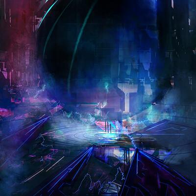 Michael budgen sci fi orb 300