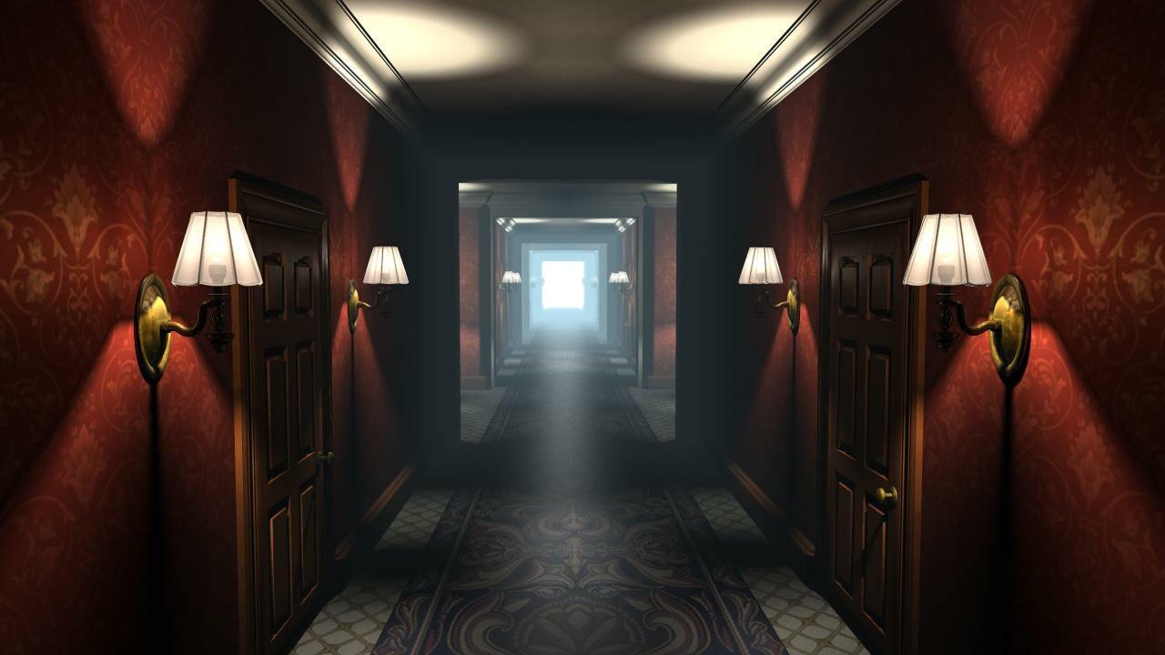 Rebecca sinclair endless hallway 1