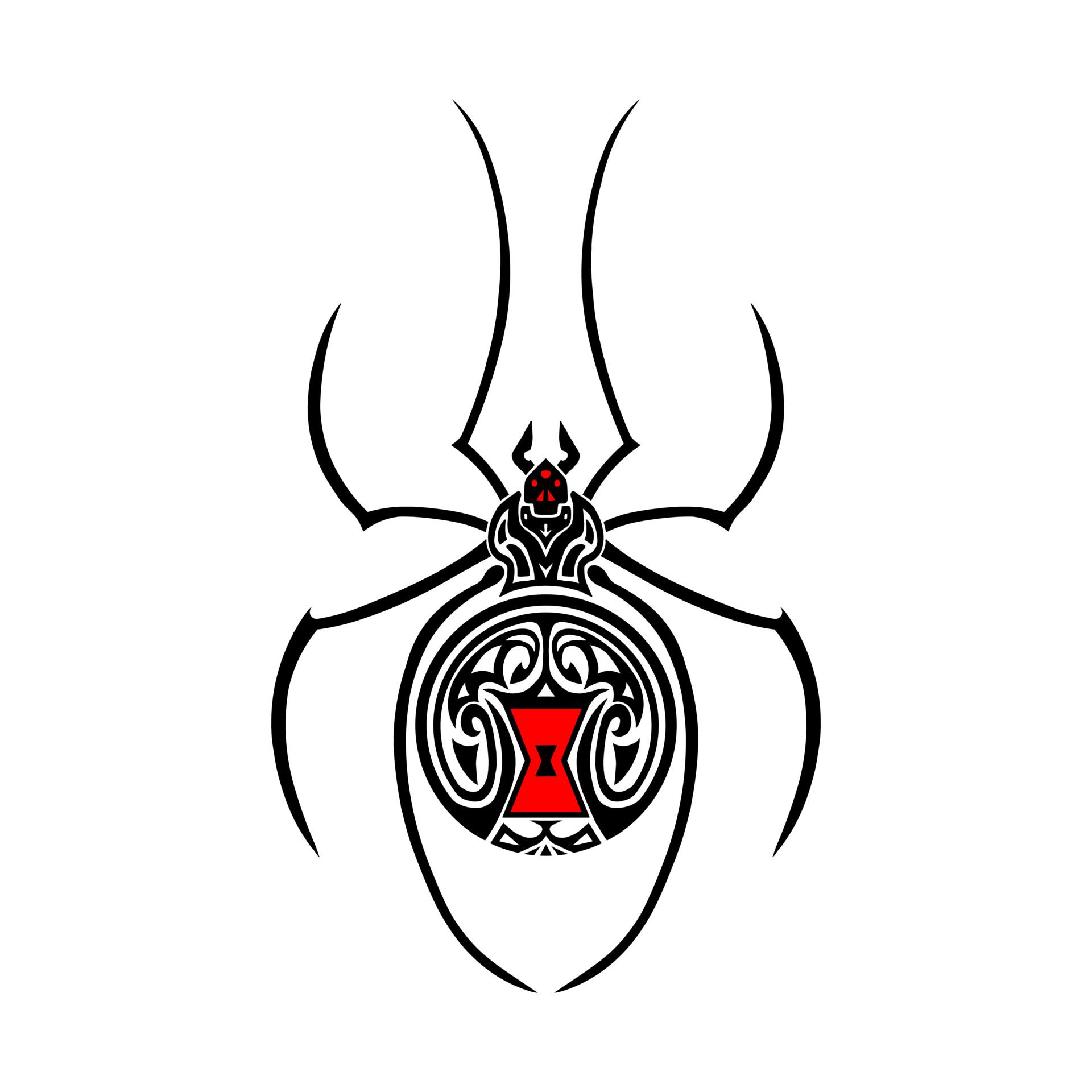 darrin smith - tribal spider  darrin smith