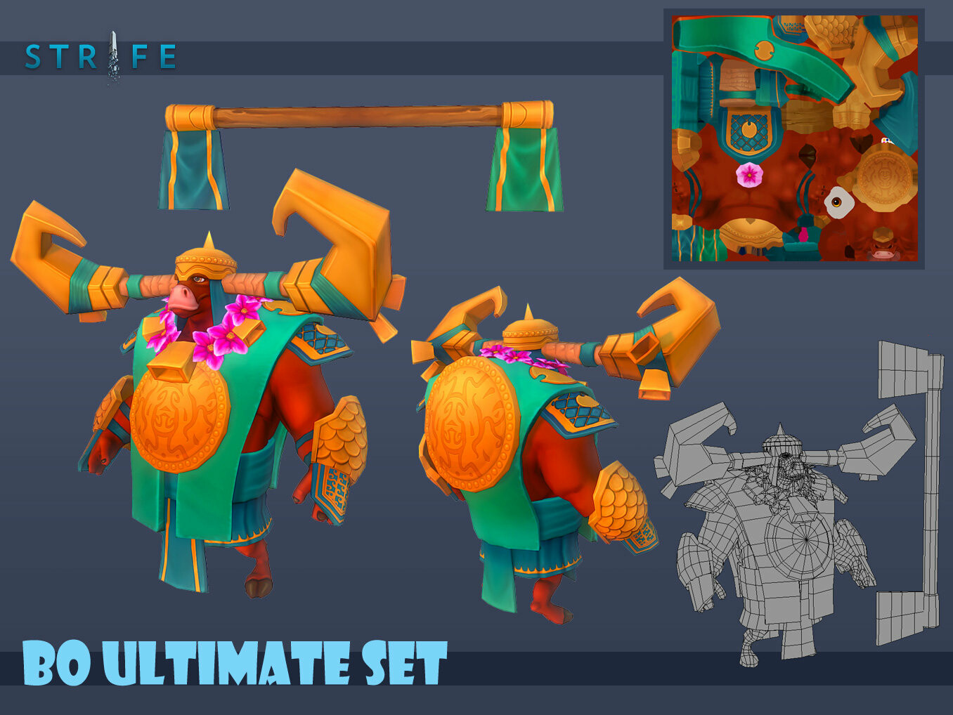Bo Ultimate Set