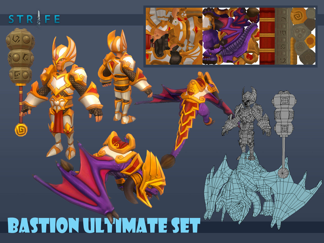 Bastion Ultimate Set 