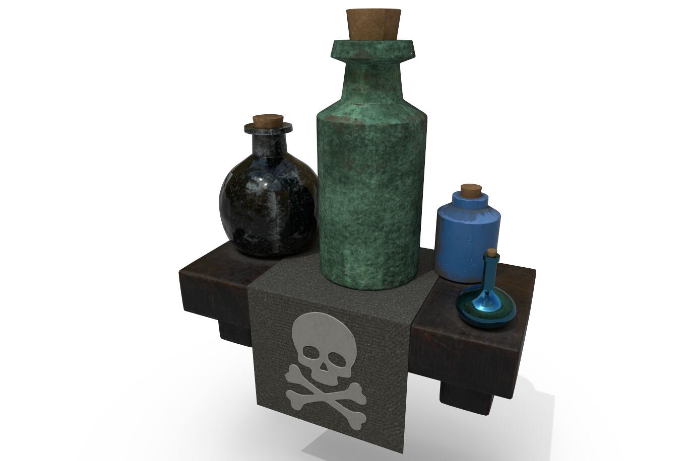 Joseph moniz poisonshelf001i