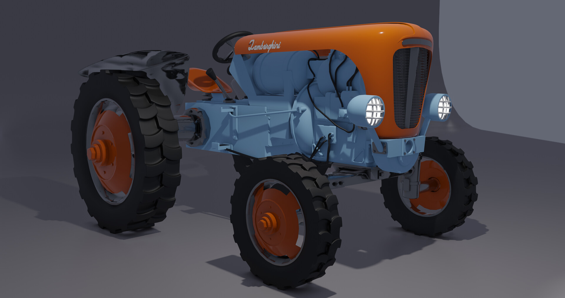 Danny tamez dannytamez w3 tractor 2