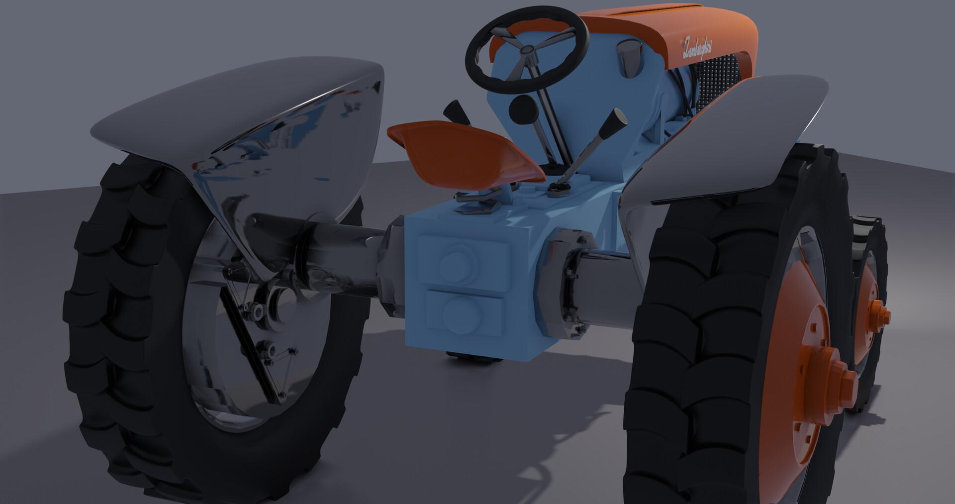 Danny tamez dannytamez w3 tractor 3