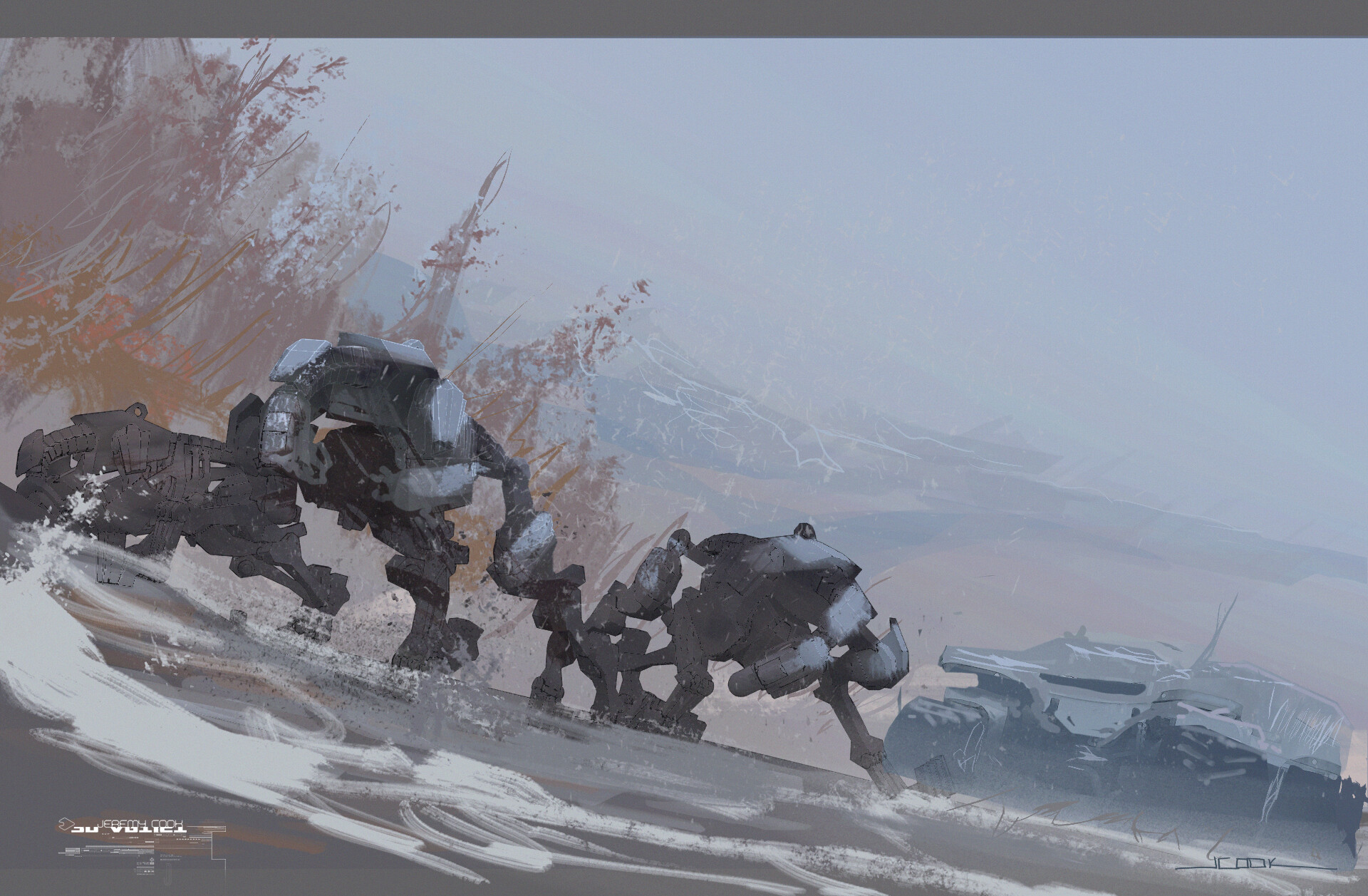 speed paint for alternate image