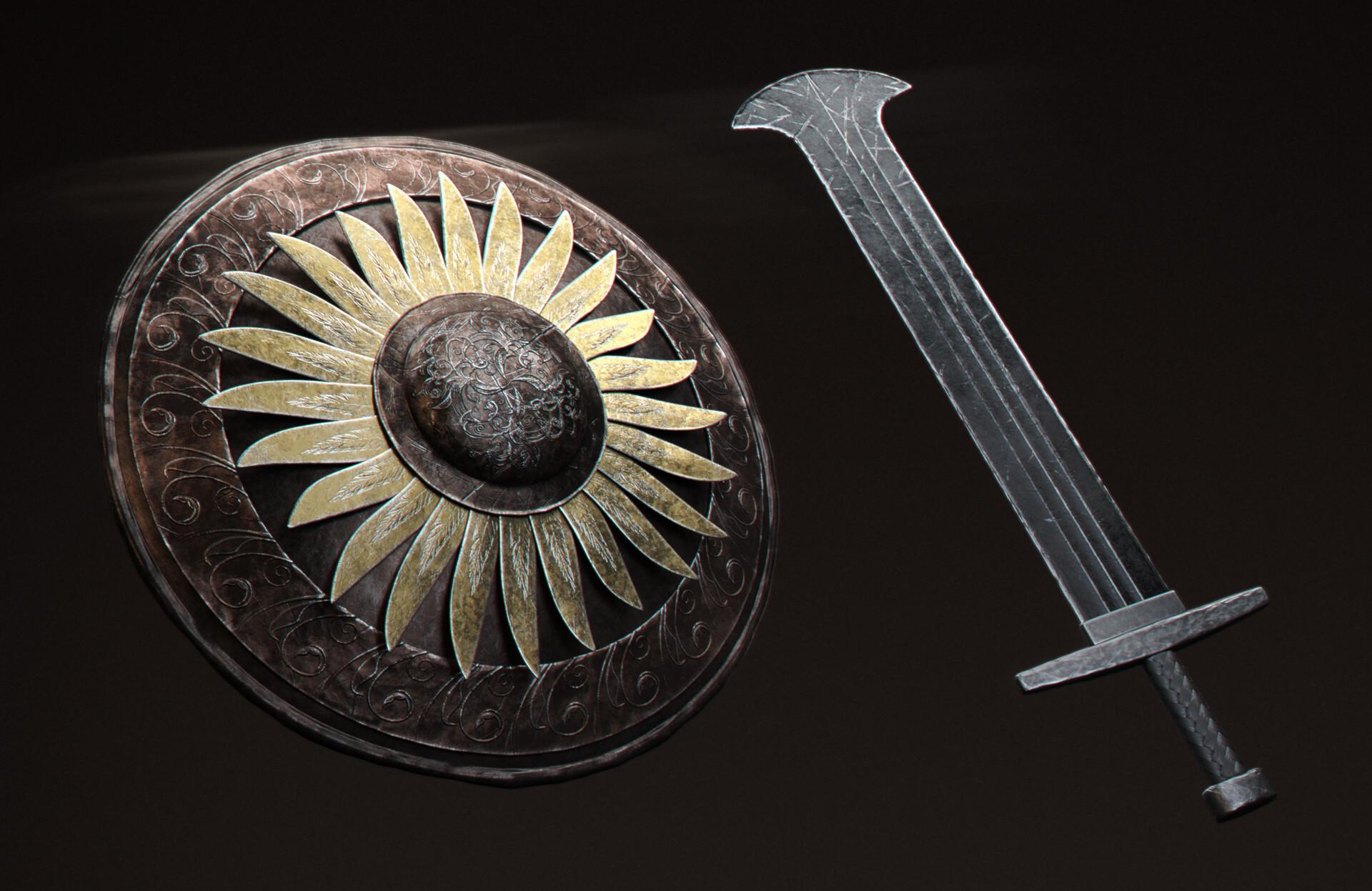 Alec hunstx weapons
