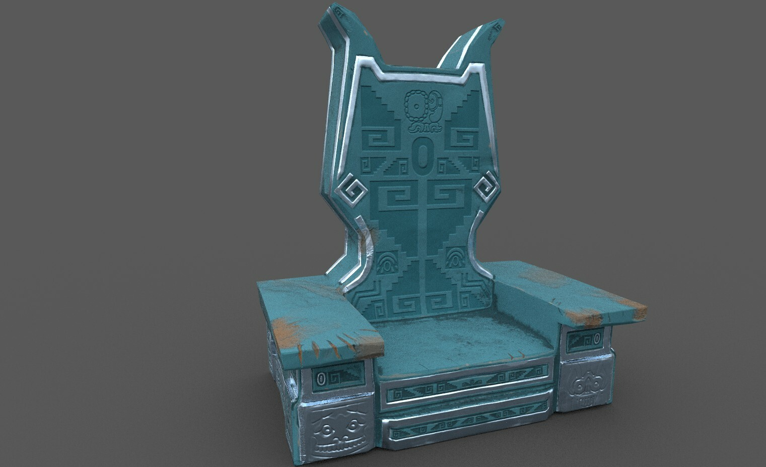 Christopher demers soona throne