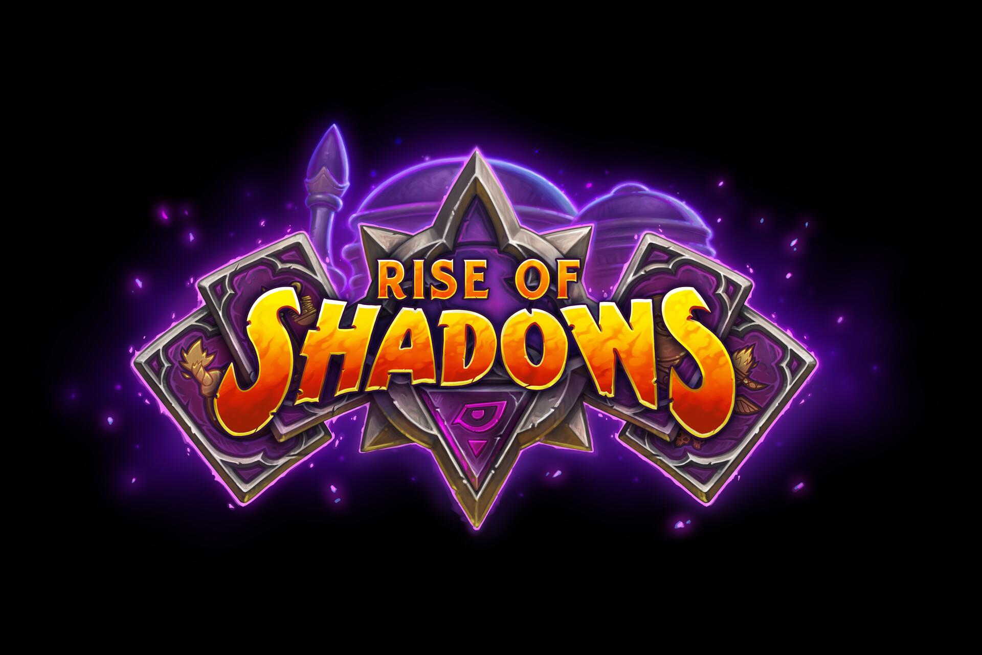 Christopher Hayes Hearthstone Rise Of Shadows Logo Gambar baru diunggah setiap minggu. christopher hayes hearthstone rise