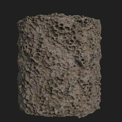 Pocked Rock