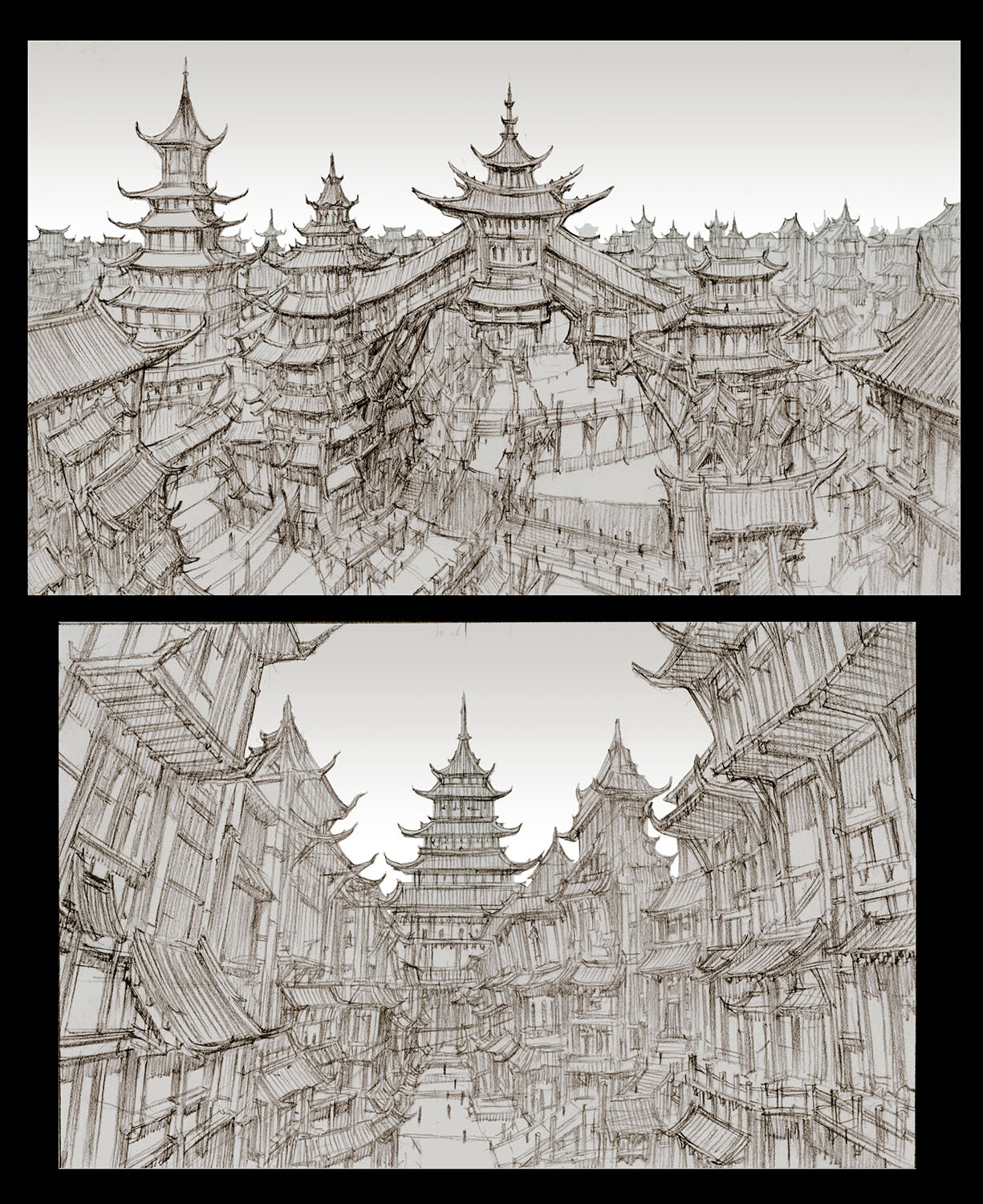 Min seub jung chinese cities
