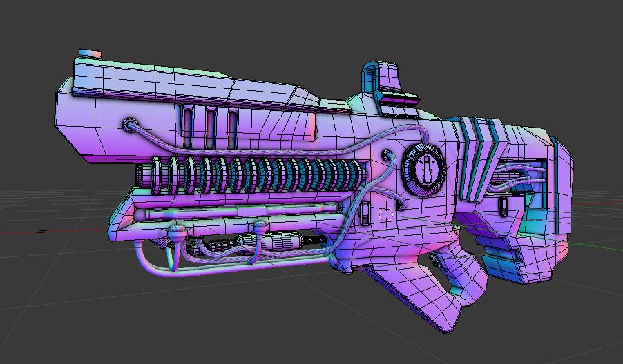 Matias toloza isolatednerdcg plasma gun wip 8