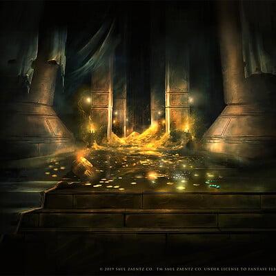 Nele diel dragon treasure