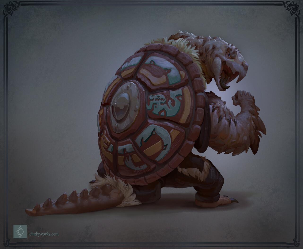 Cindy avelino tortoise viking