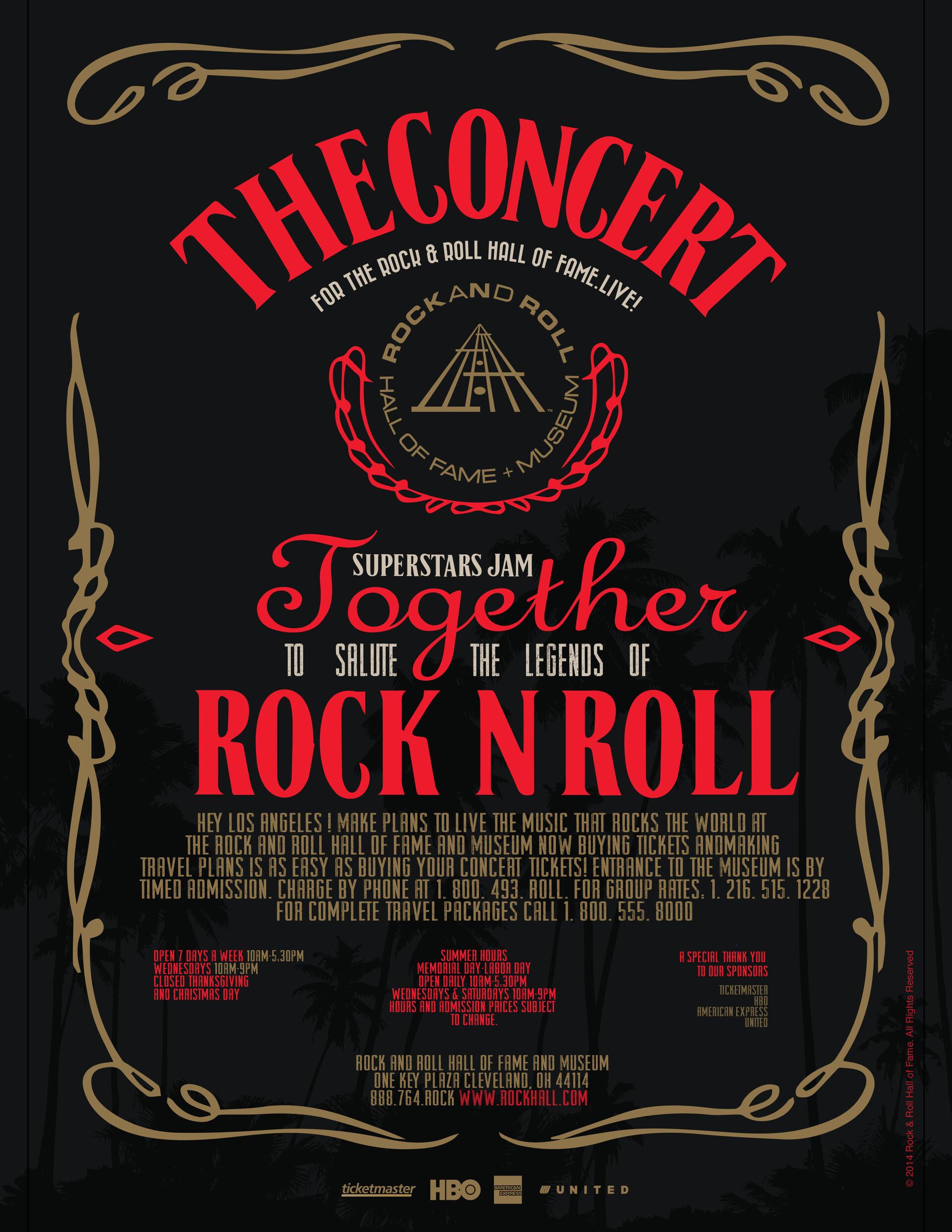 Kyle miller concert flyer