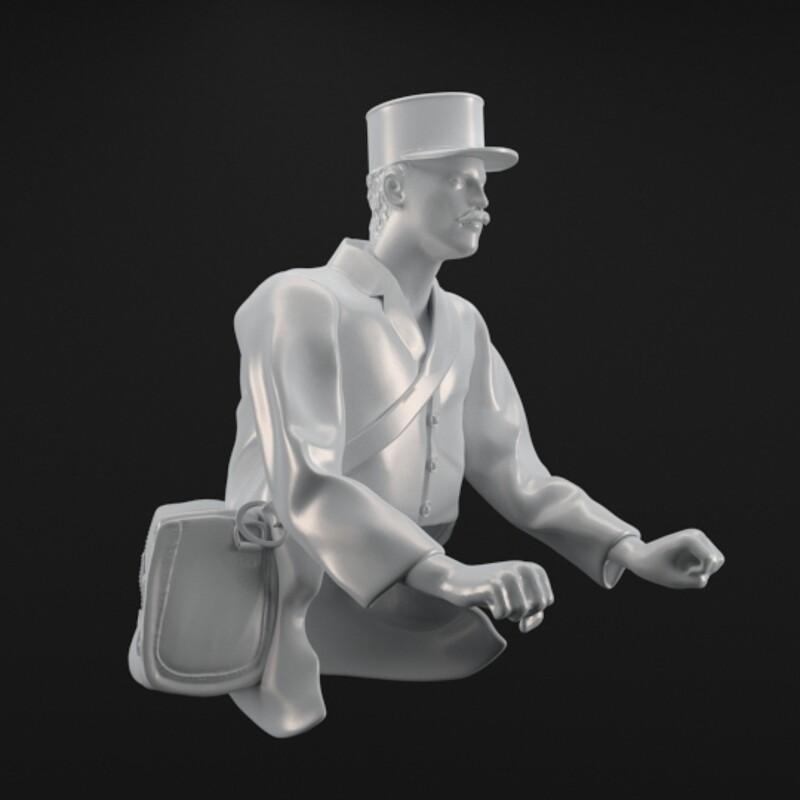 Impression 3D - Facteur - 8mm