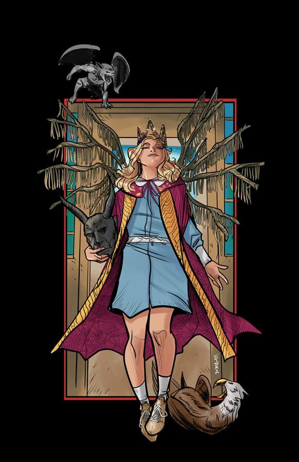 Riverdale Season 3 #3 cover