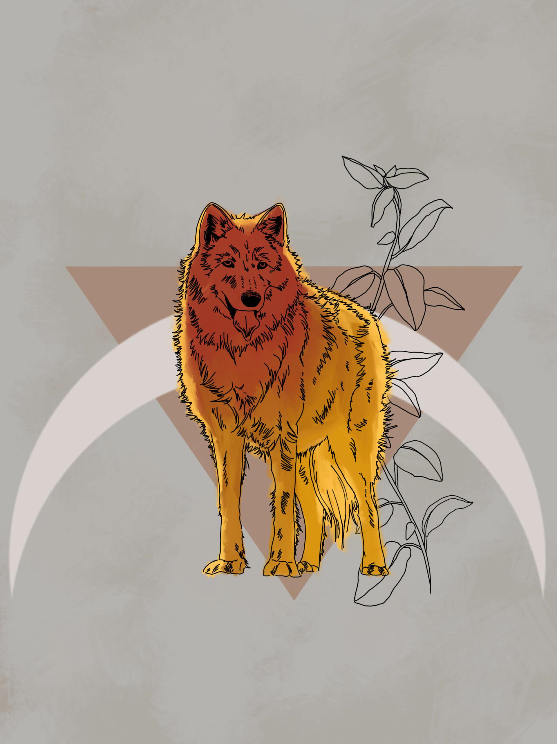 Kate miterko basil wolf smol