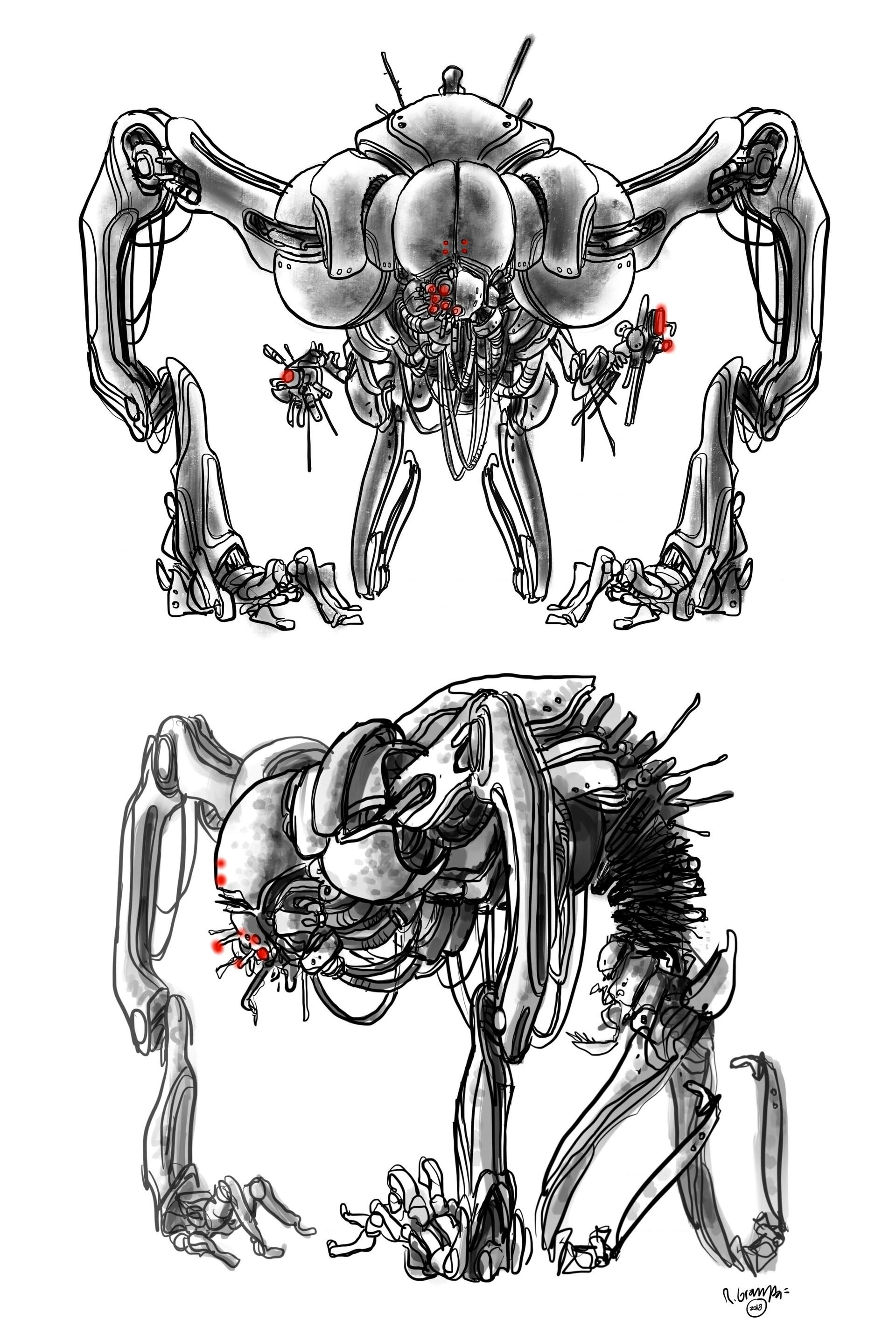 Douglas silva robot original
