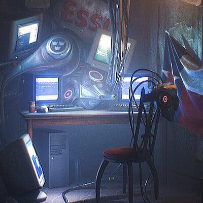 Wiktor ohman hacker cabin
