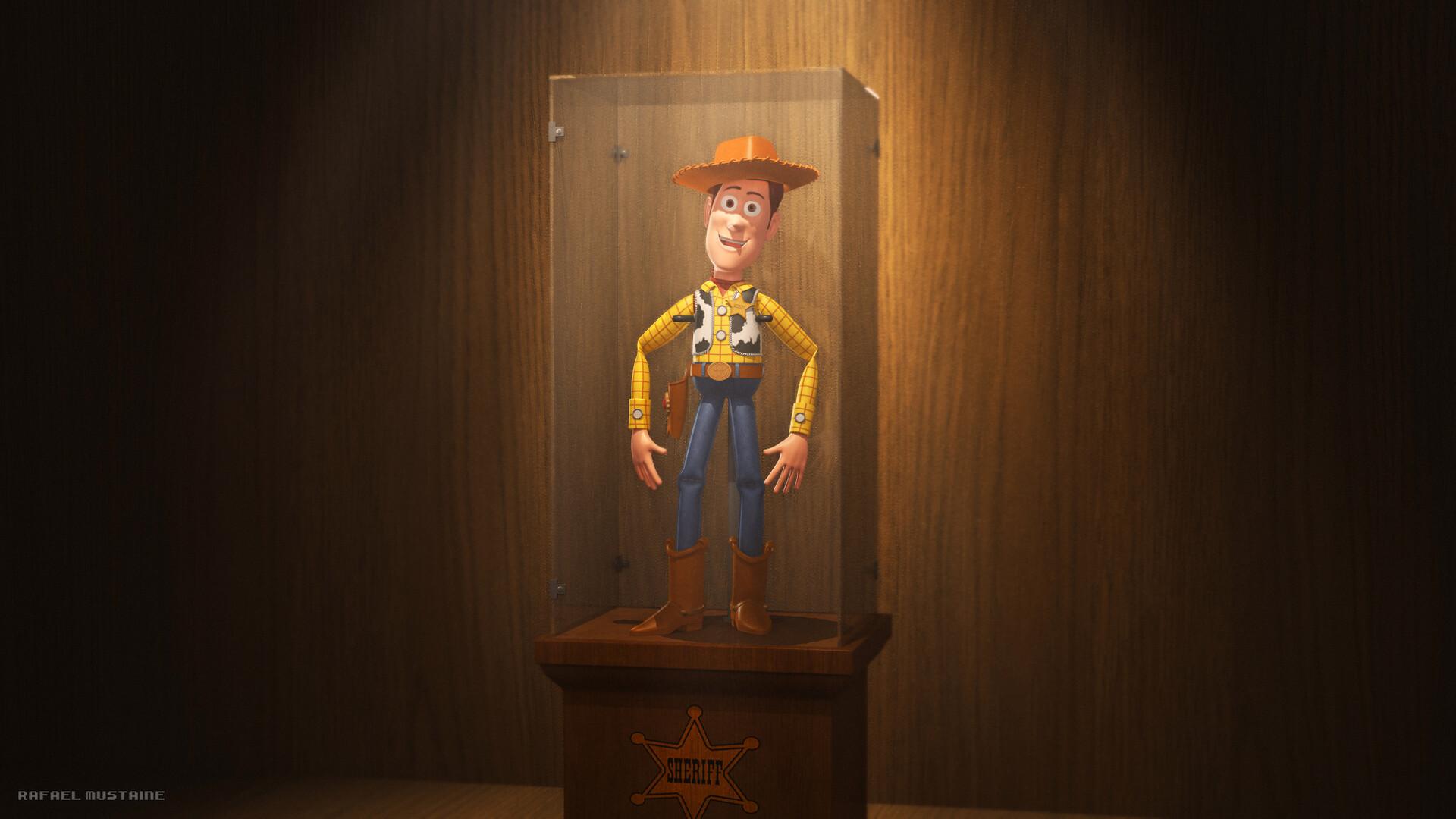 sheriff woody Fan Art