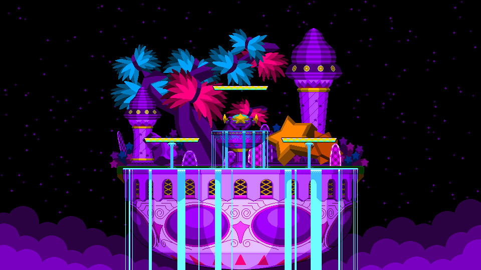 Daniel bernal 05b1 pixel melee fountain of dreams