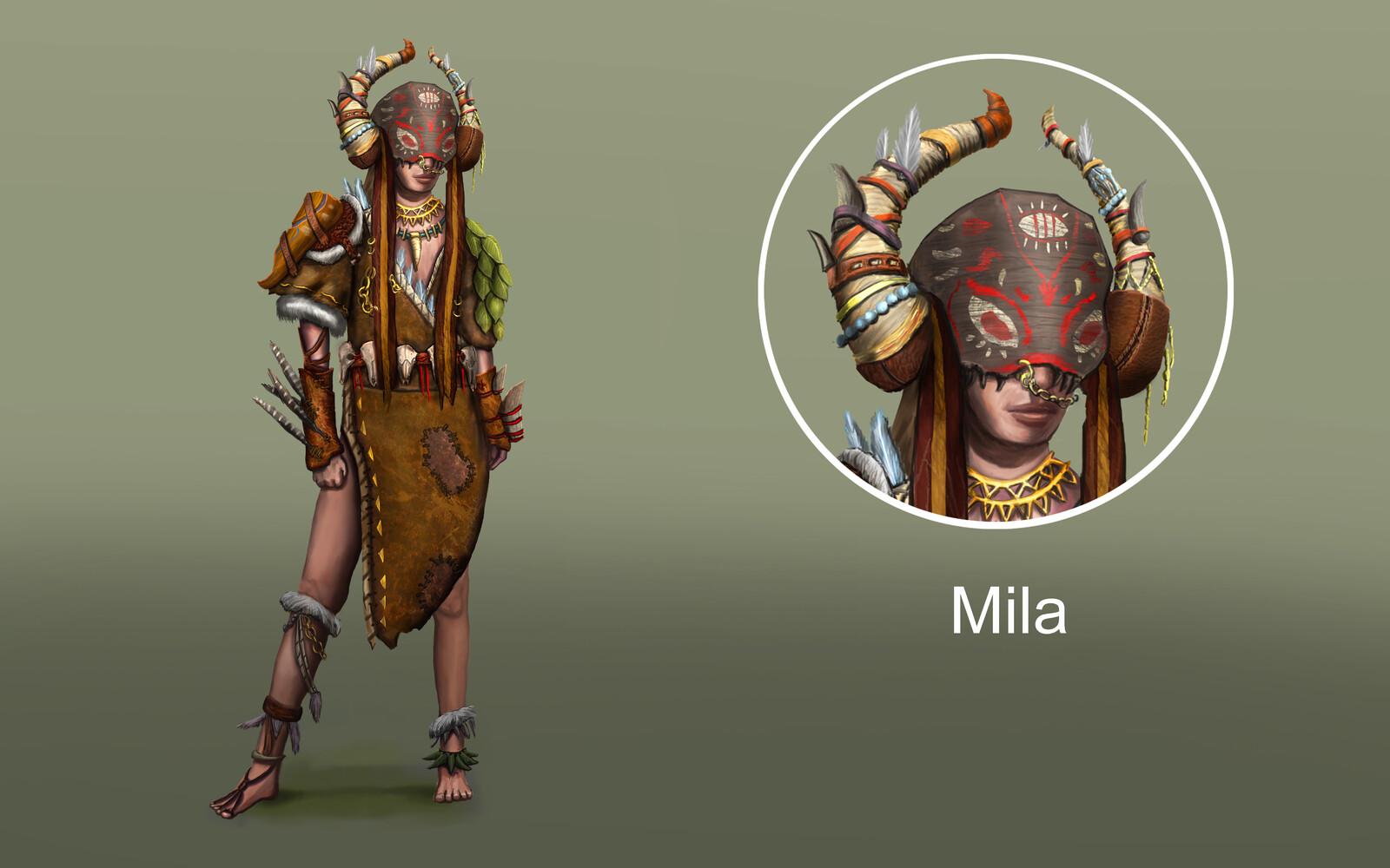 Mila (Final)