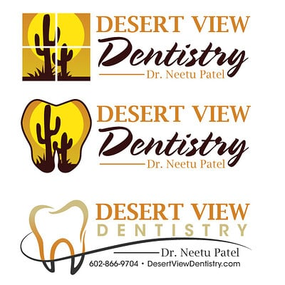 Dentist Logo Presentations