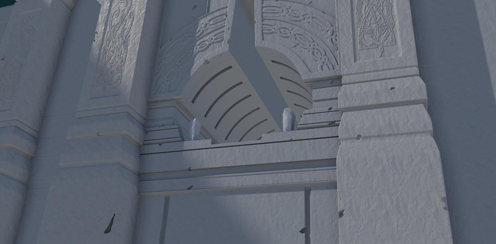 Octane Render of 3D Coat sculpt