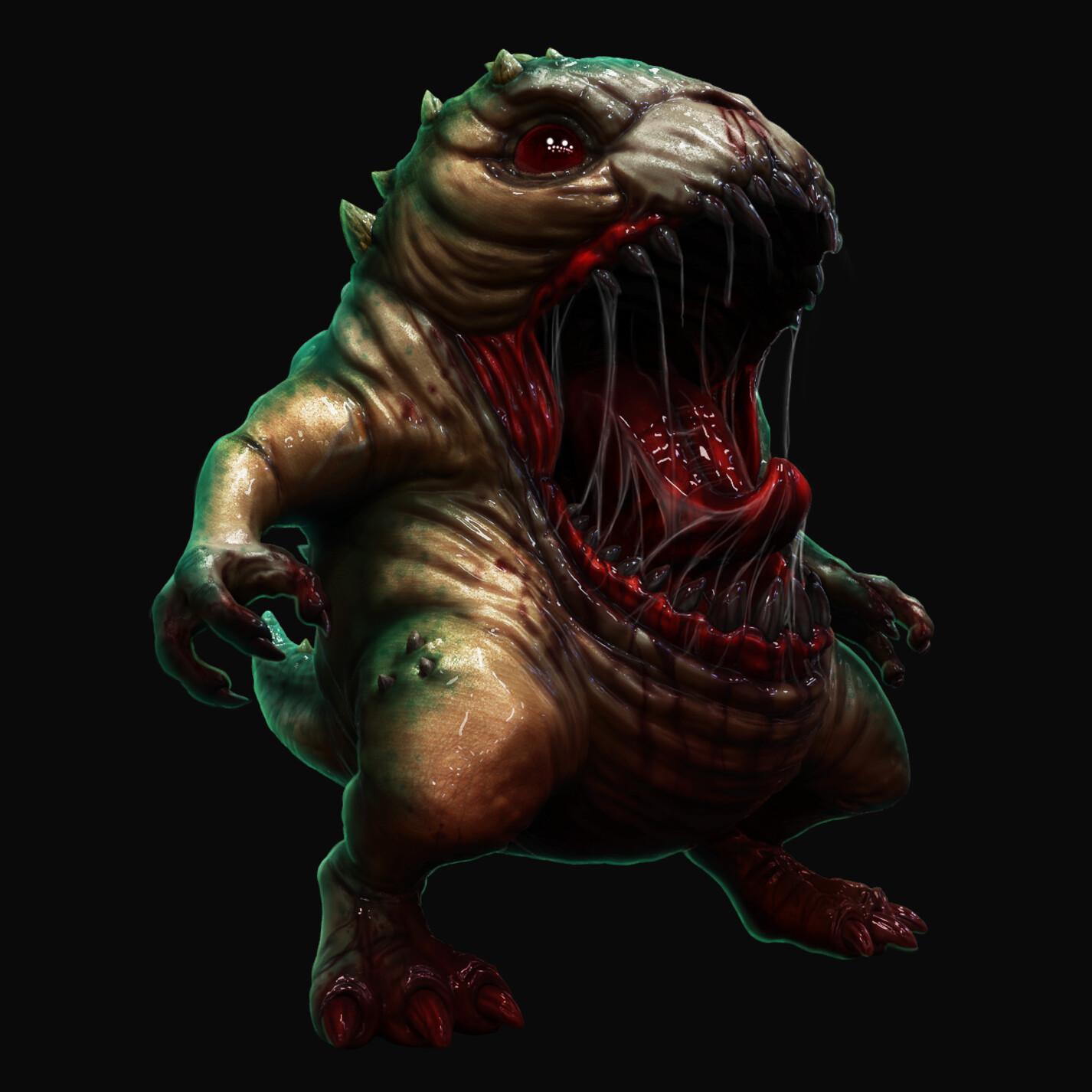 Brian dolan monster