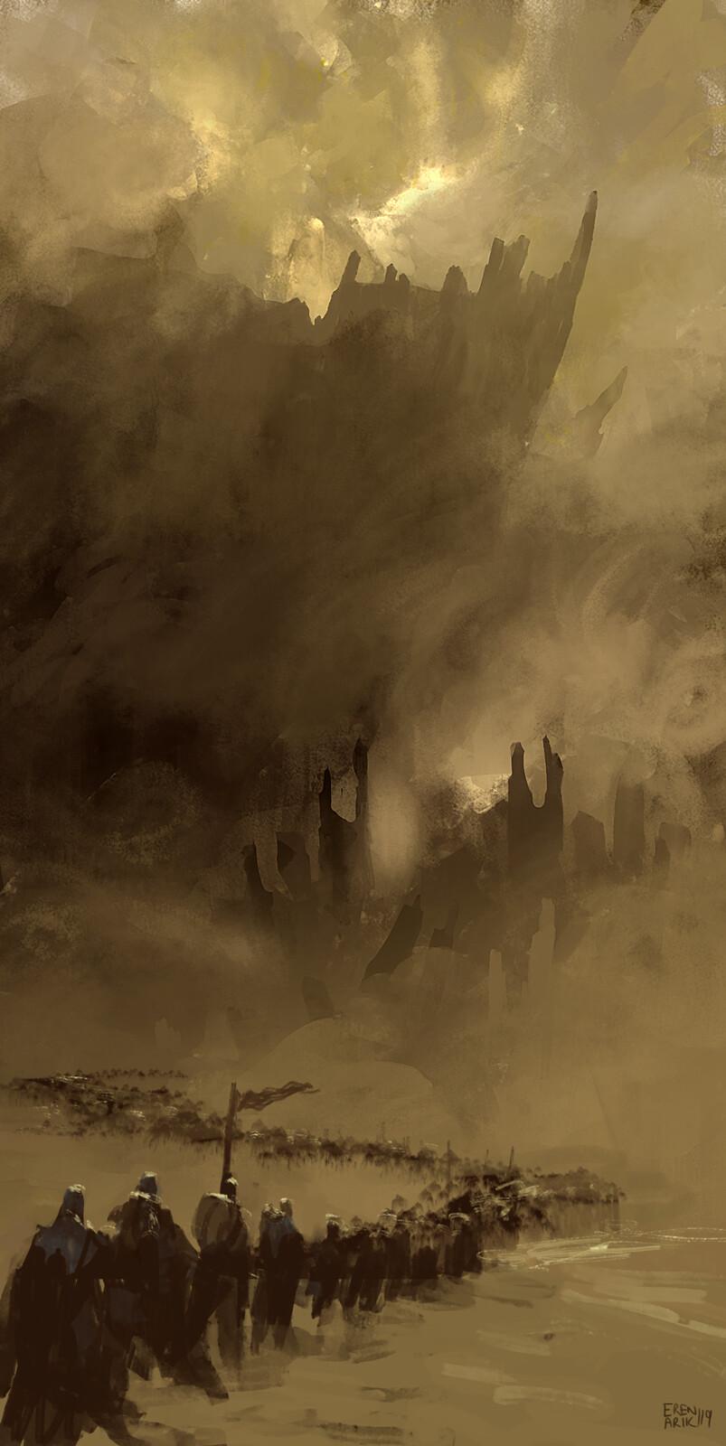 Eren arik dustcloud