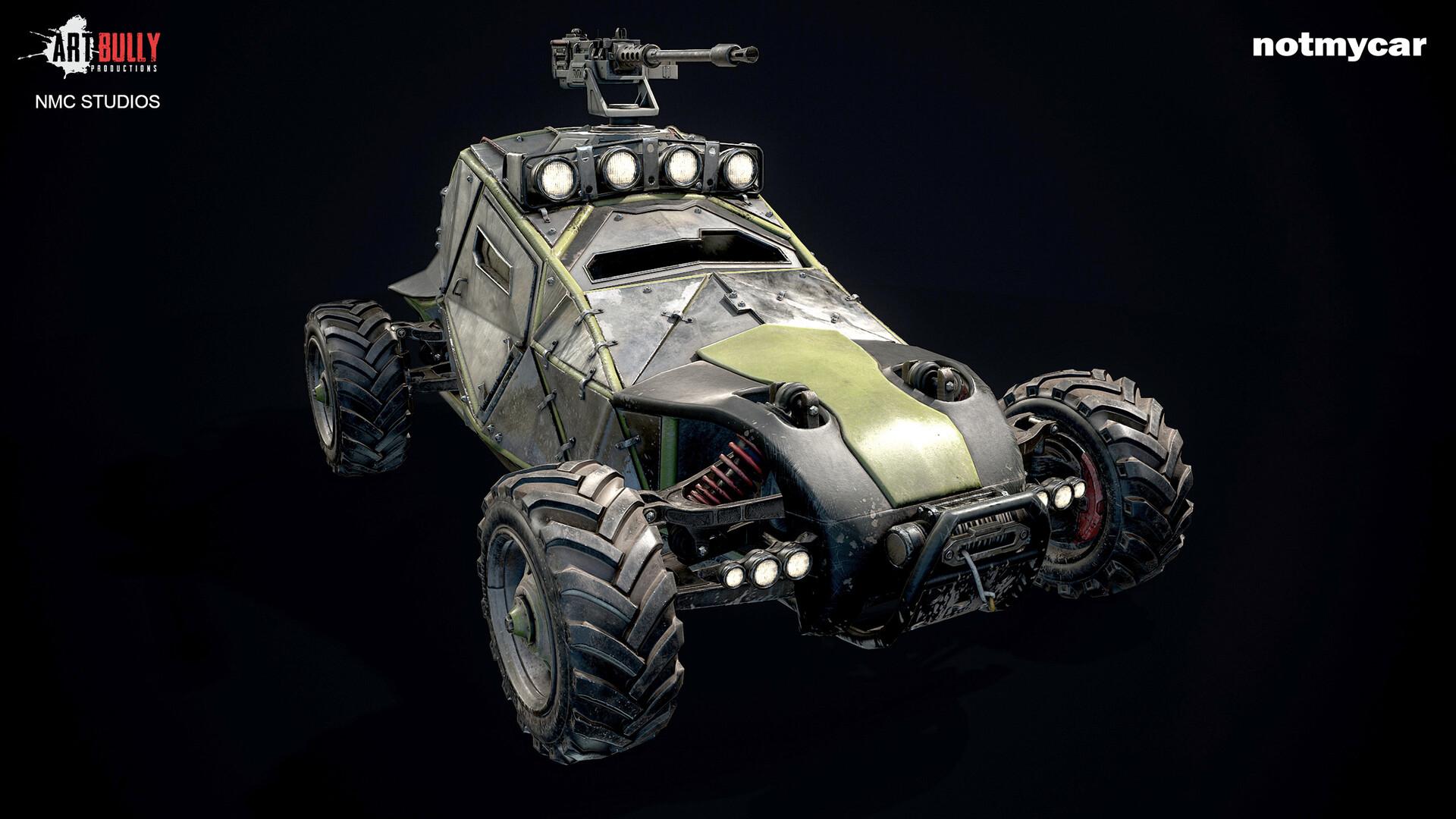Patrick nuckels notmycar buggy 01