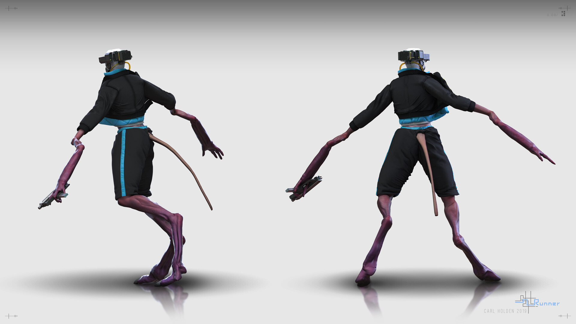 Carl holden 19 runner turnaround 02 wip