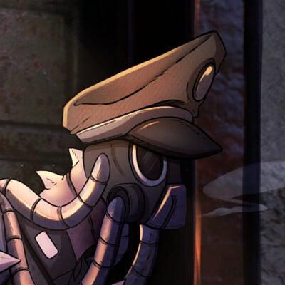 Annalicia valle black knight