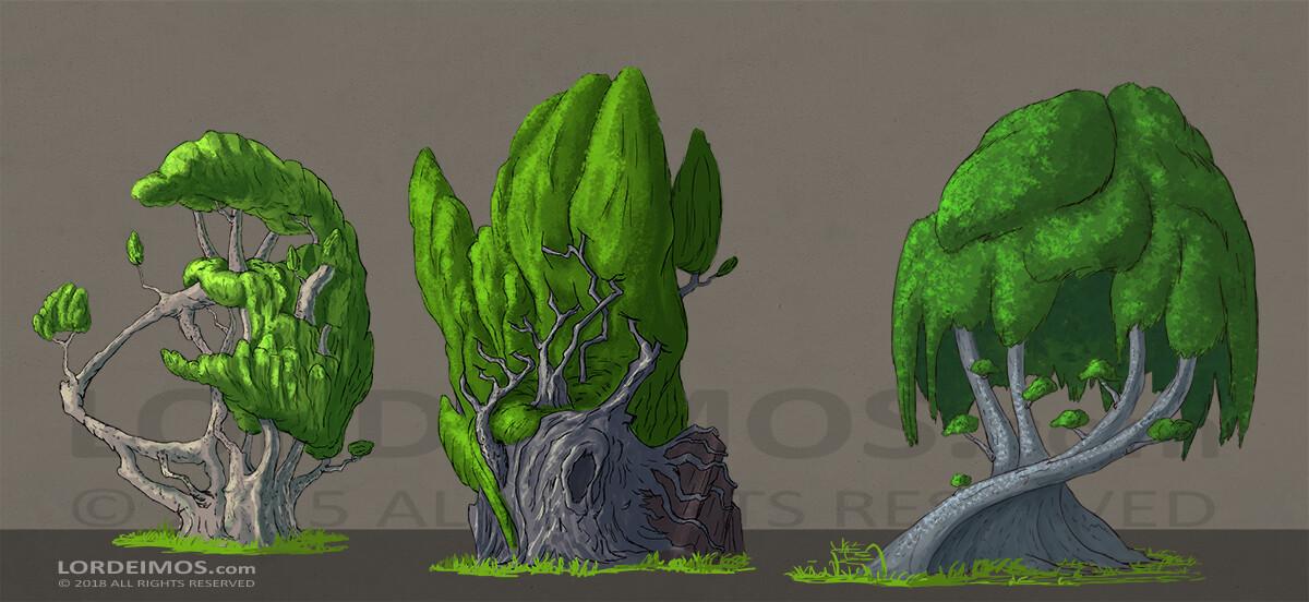 Achilles patsiatzis trees 2015