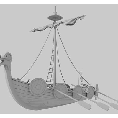 Alexandr yanyshev boat 2