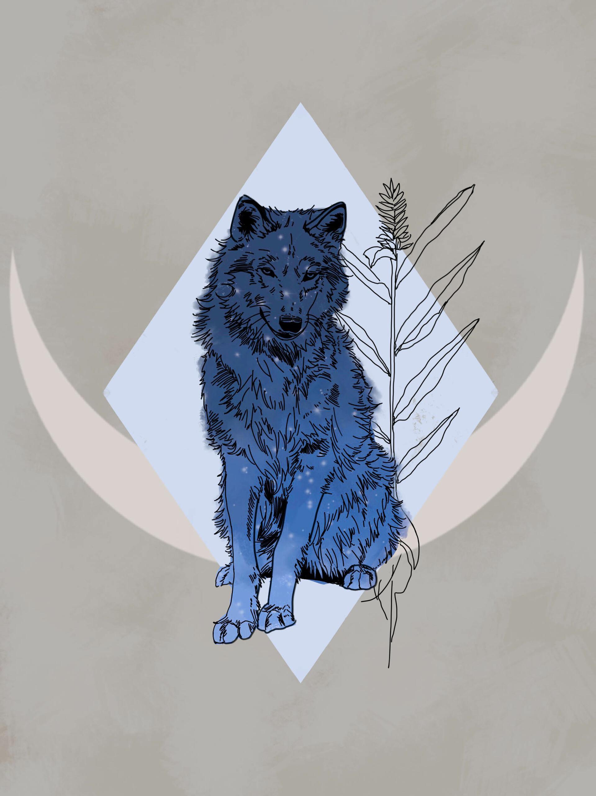 Ginger Wolf