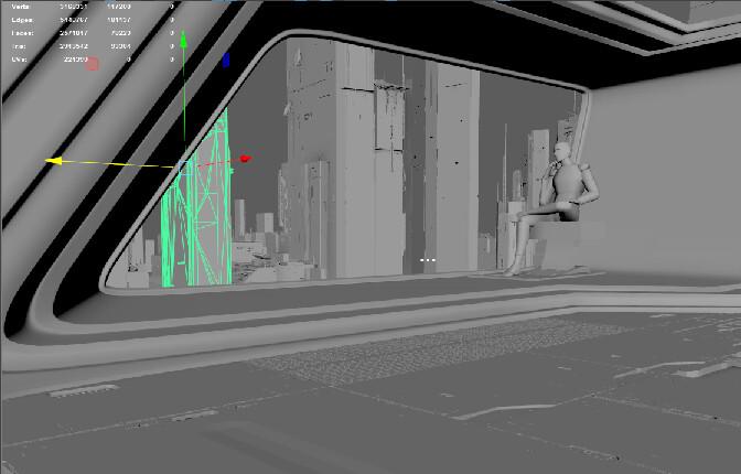 Viewport Shot in C4D