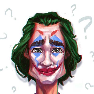 Taha yeasin new joker by joaquin phoenix