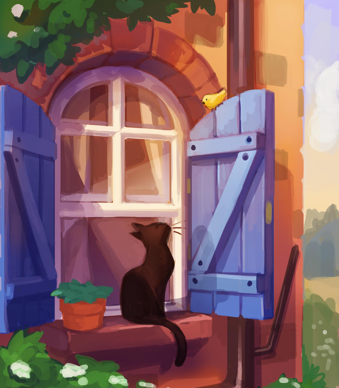 Lauren mann cat