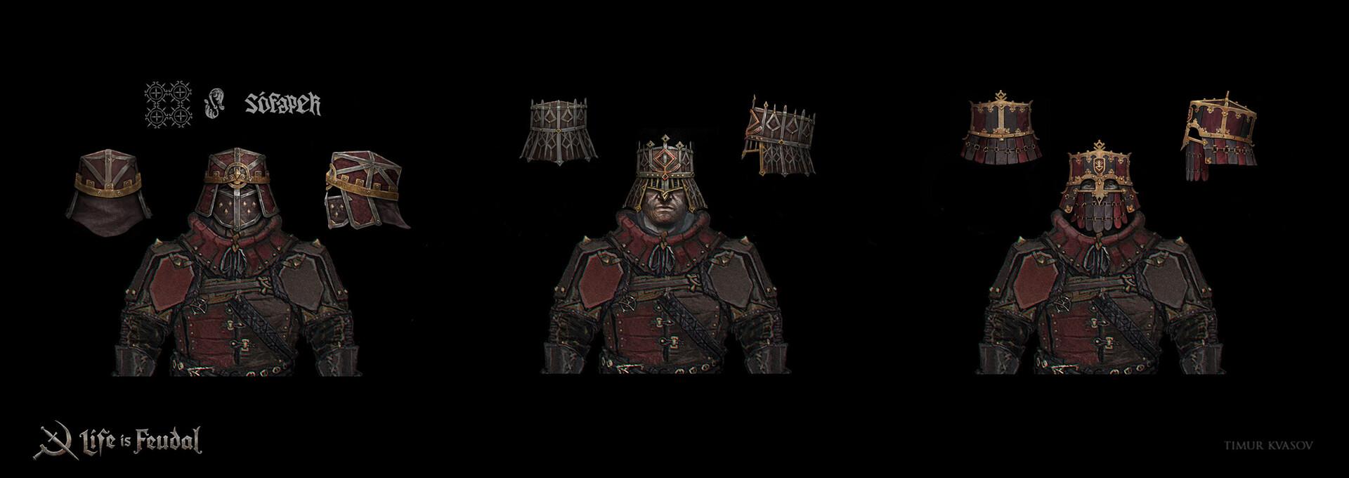 Timur kvasov lif helmets 02