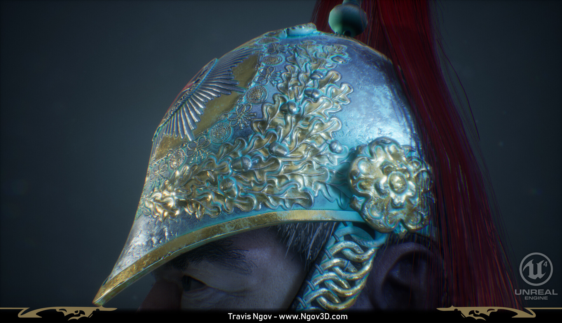 Travis ngov bust gameres closeup 07