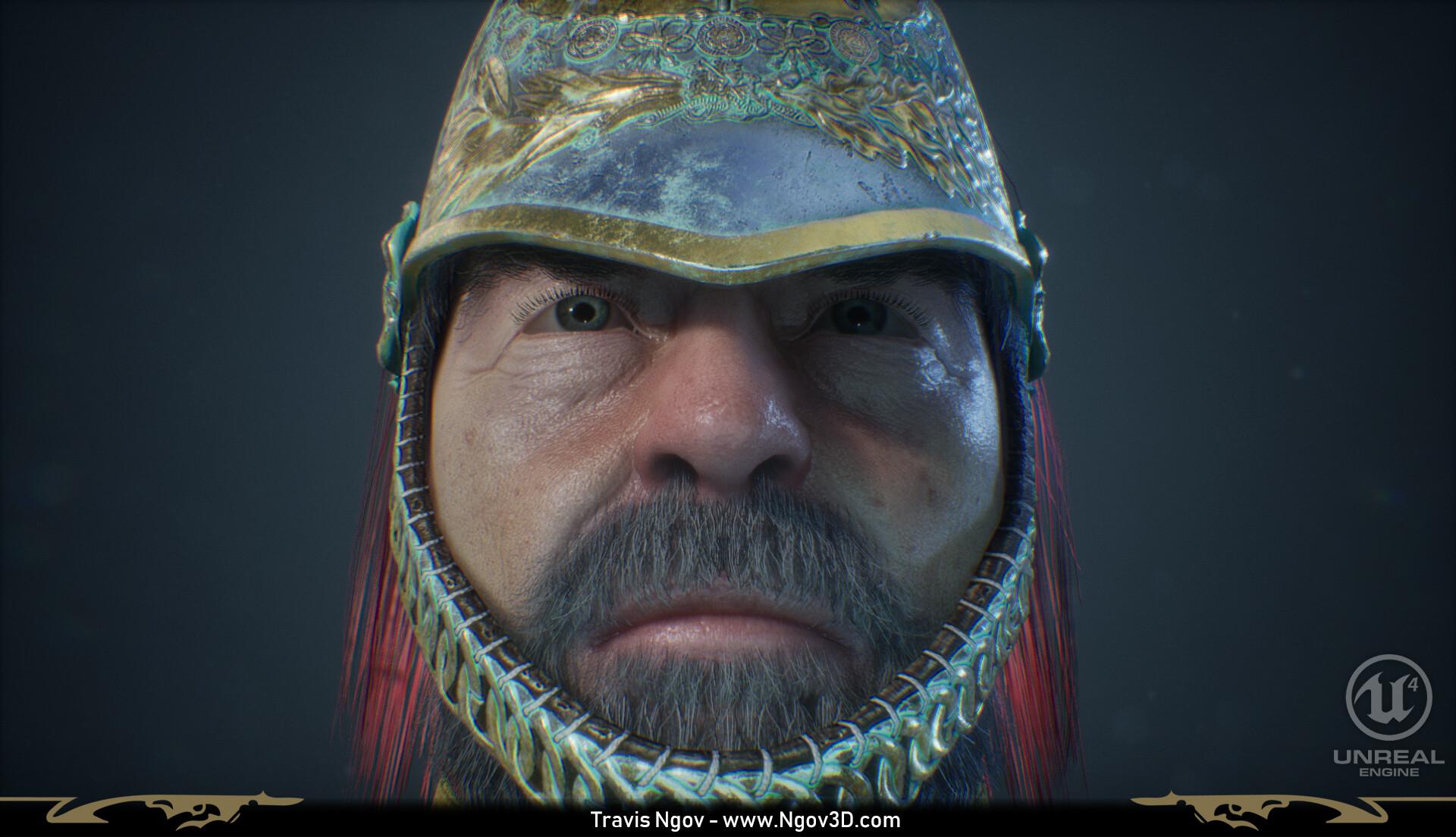 Travis ngov bust gameres closeup 09
