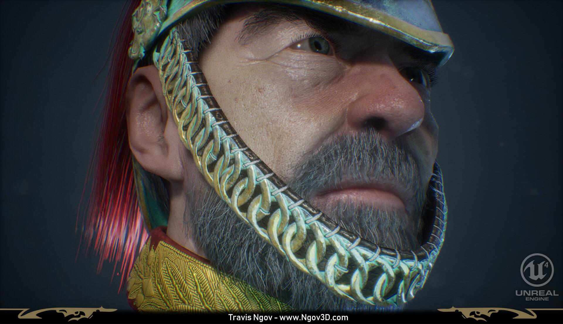 Travis ngov bust gameres closeup 04